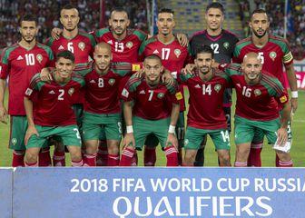 Reprezentacija Maroka (Foto: AFP)