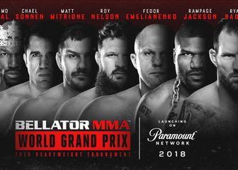 Bellator Grand Prix 2018