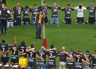 Corinthias slavi naslov prvaka (Sceen shot Youtube.com)