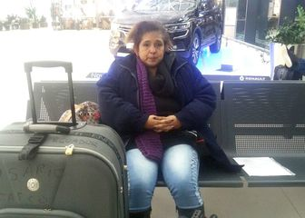 Rosario R. L. iz Ekvadora (Foto: Twitter)