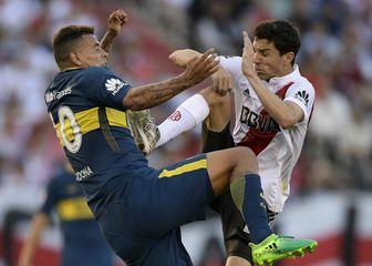 Boca Juniors - River Plate (Foto: AFP)