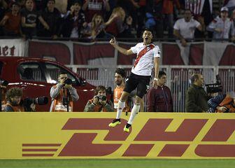 Exequiel Palacios (Foto: AFP)