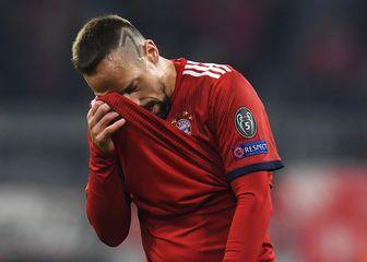 Franck Ribery (Foto: AFP)