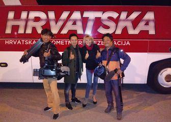 Japanci u Hrvatskoj snimaju reportažu o Luki Modriću