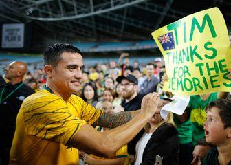 Oproštaj Tima Cahilla (Foto: AFP)