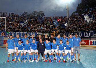 Futsal Dinamo (Foto: Jurica Galoic/PIXSELL)