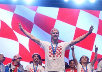 Ivan Strinić (Foto: Goran Stanzl/PIXSELL)