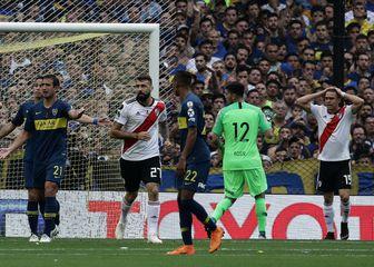 River Plate - Boca Juniors (Foto: AFP)