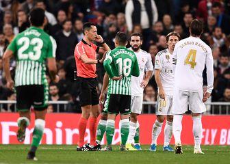 Real Madrid - Betis (Foto: AFP)
