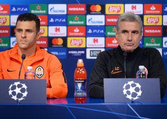 Junior Moraes i Luiz Castro (Foto: Marko Prpic/PIXSELL)