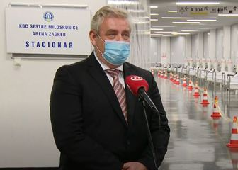 Mario Zovak u Areni