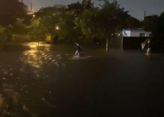 Uragan Eta približava se Floridi - 9