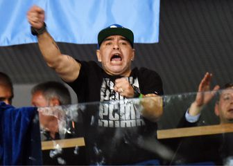Diego Maradona (Foto: AFP)