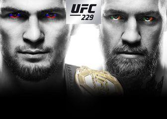UFC 229 - Habib protiv Conora
