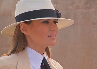 Melania Trump u Egiptu (Foto: Dnevnik.hr) - 1