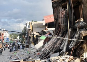 Potres (Arhiva:AFP)