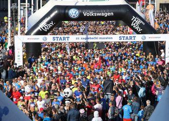 27. Zagrebački maraton (Foto: Davor Puklavec/PIXSELL) - 4