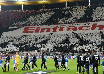 Eintracht Frankfurt - Apollon Limassol (Foto: Arne Dedert/DPA/PIXSELL)