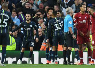 Manchester City - Liverpool (Foto: AFP)