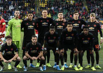 Manchester United (Foto: AFP)