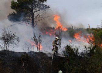 Gašenje vatre, ilustracija (Foto: Ivo Cagalj/PIXSELL)