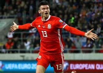 Kieffer Moore (Foto: Tim Goode/Press Association/PIXSELL)
