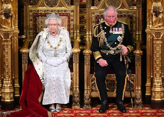 Kraljica Elizabeta izložila prioritete Johnsonova Brexita 31. listopada (Foto: AFP)