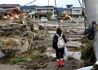 Posljedice razornog tajfuna na Japanu (Foto: AFP) - 5