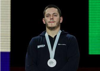 Tin Srbić (Foto: AFP)