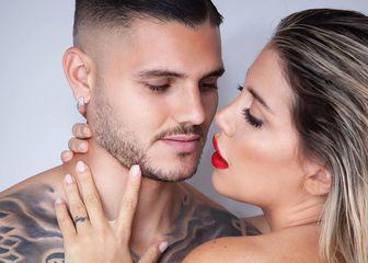 Wanda i Mauro Icardi (Foto: Instagram)