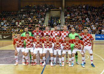 Hrvatska futsal reprezentacija (Photo: Grgo Jelavic/PIXSELL)