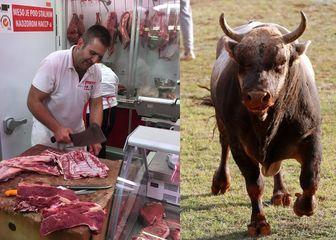 Petar Skejo, vlasnik klaonice iz koje je pobjegao bik (Foto: Dnevnik.hr/Miranda Cikotic/PIXSELL)