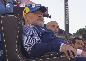 Diego Maradona (Screenshot)