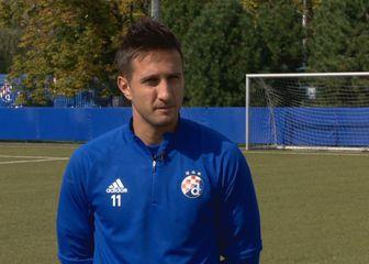 Mario Gavranović, nogometaš Dinama