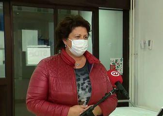 Sandra Čubelić, ravnateljica Opće bolnice Gospić