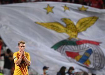 Benfica - Barcelona