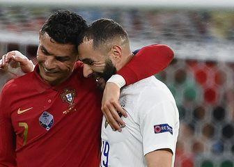 Ronaldo i Benzema
