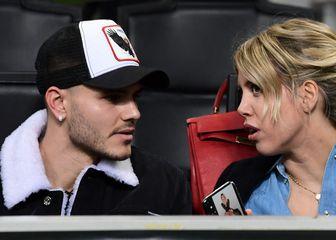 Mauro i Wanda Icardi