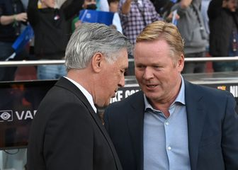 Carlo Ancelotti i Ronald Koeman