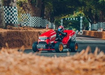 Honda Mean Mower Mk2 (Foto: Honda)