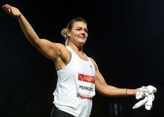 Sandra Perković (Foto: Igor Kralj/PIXSELL)
