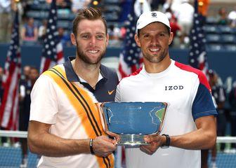 Mike Bryan i Jack Sock (Foto: AFP)