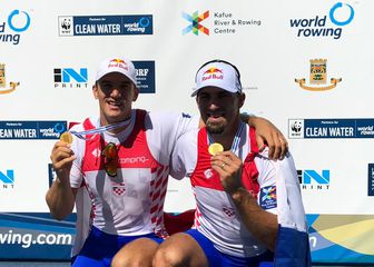 Martin i Valent Sinković (Foto: GOL.hr)