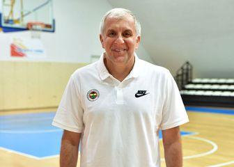 Željko Obradović (Zadar Basketball Tournament)