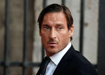 Francesco Totti (Foto: AFP)