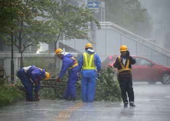 (Foto: JIJI PRESS / AFP)