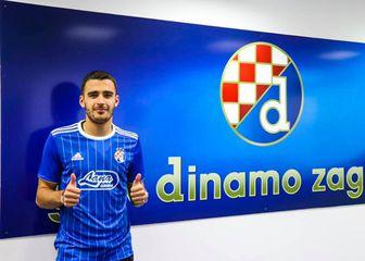 Sandro Kulenović (Foto: GNK Dinamo/Facebook)