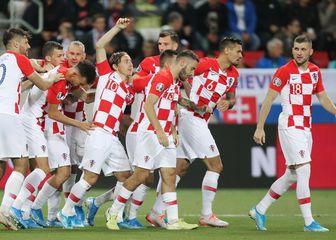 Hrvatska slavi (Foto: Davor Javorovic/PIXSELL)