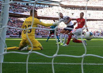 Kane postiže pogodak Bugarskoj (Foto: Nick Potts/Press Association/PIXSELL)