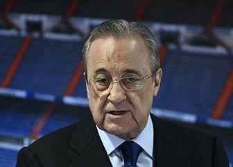 Florentino Perez (Foto: AFP)